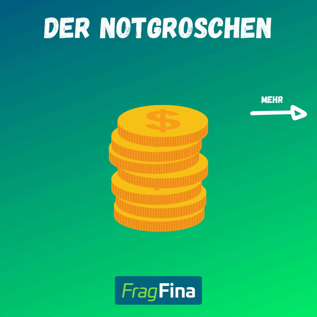 Der Notgroschen - FragFina