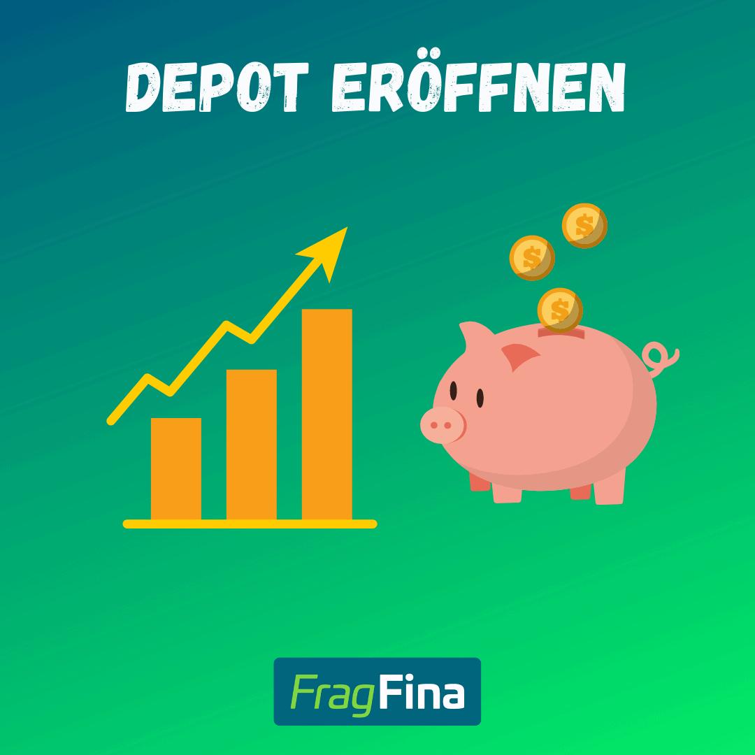 Depot eröffnen - FragFina